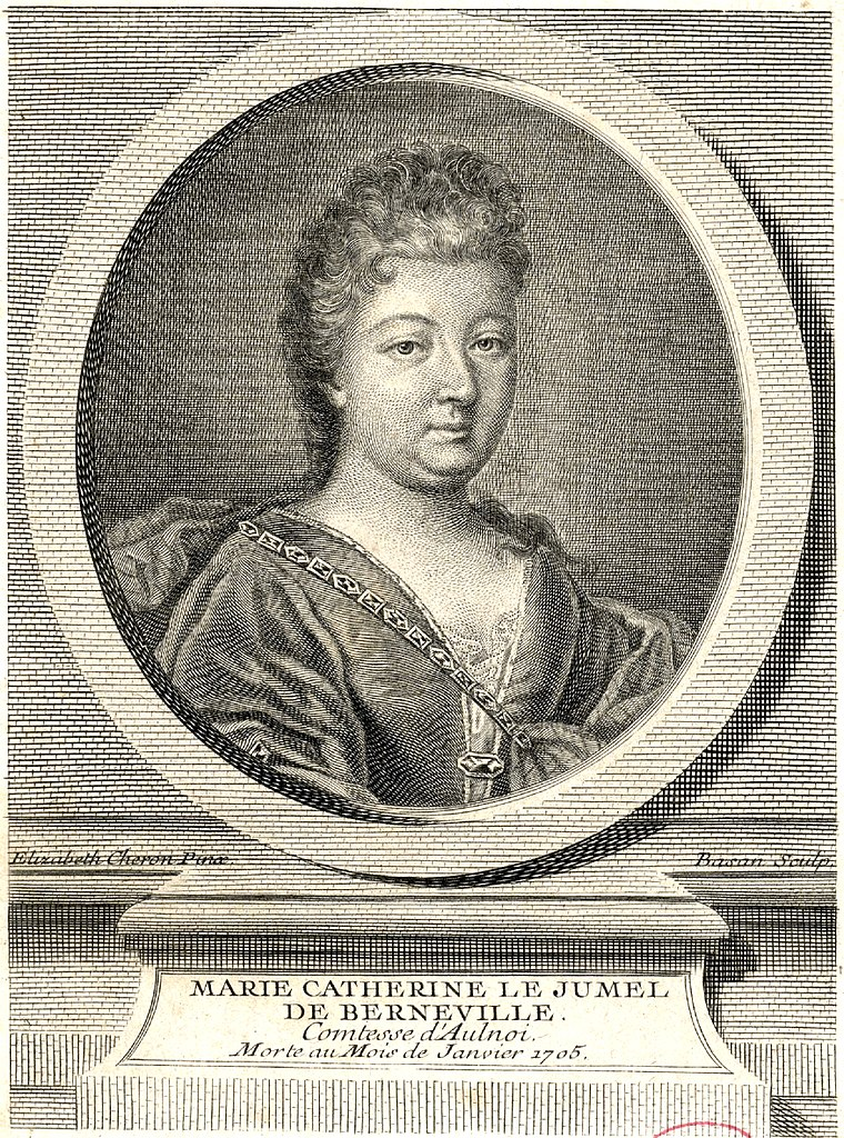 Baroness of Aulnoy