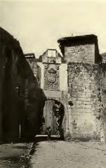 Gateway Of Fuenterrabia